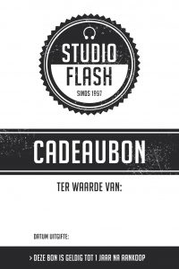 CADEAUBON Studio Flash Sneek